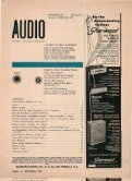Audio Magazine September 1955 - Vintage Vacuum Audio - Page 3