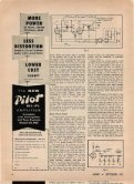 Audio Magazine September 1955 - Vintage Vacuum Audio - Page 6
