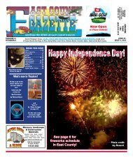 Happy Independence Day! - East County Gazette