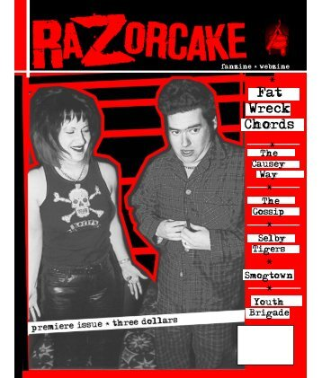 * * * * Fat Wreck Chords - Razorcake