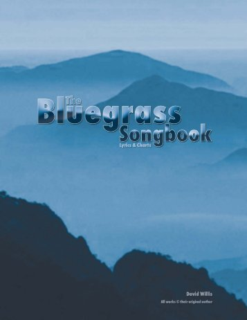 Bluegrass Songbook - CABOMA