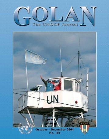 1 Golan Journal 101.indd