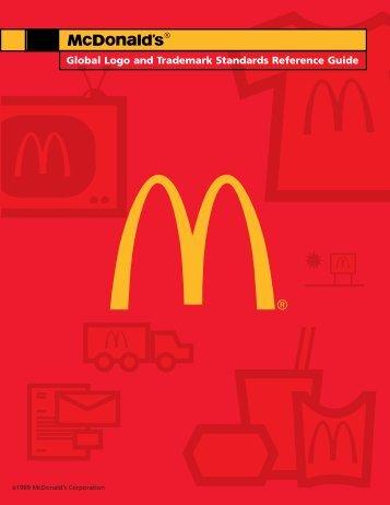 McDonald's - Logo Spec Guide