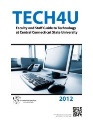 Instructional Design and Technology Resource Center - Central ...