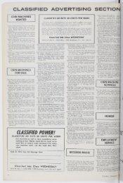 CLASSIFIED POWER! - The W&M Digital Archive