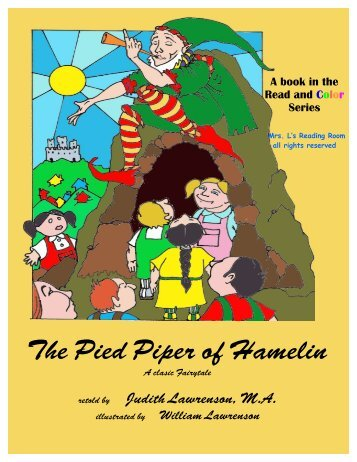 The Pied Piper of Hamelin - The Reading Room