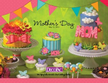 Mother's Day - DecoPac