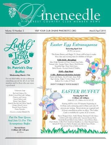 03-0410 PI Newsl Web - Pinecrest Country Club