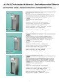 ALLPAX | Technischer Großhandel - Desinfektionsmittel, Spender - Seite 6