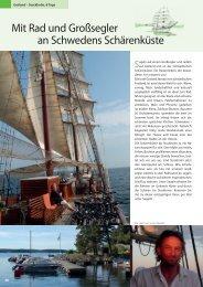Rad+Schiff an der Schärenküste - Sackmann Fahrradreisen