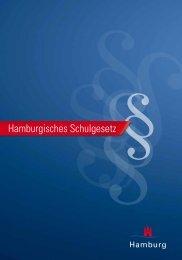 Hamburgisches Schulgesetz - Gymnasium Klosterschule