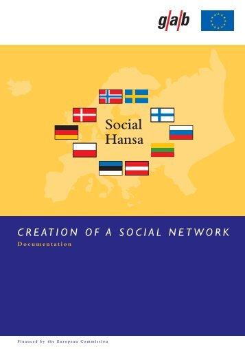 documentation of the 3 seminars - Social Hansa