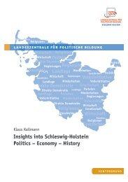 Volksinitiative - Landeszentrale für politische Bildung Schleswig ...