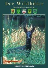 Der Wildhüter - Jagdaufseherverband Nordrhein-Westfalen eV
