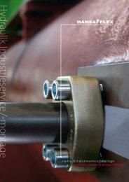 Hydraulik Industrieservice / -montage - HANSA-FLEX