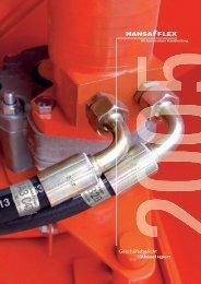 Geschäftsbericht 2005 - Hansa Flex