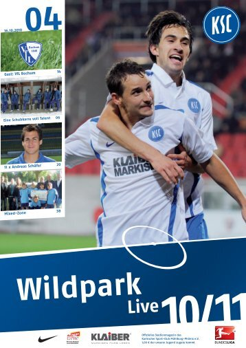 1011_st8 bochum.pdf - Karlsruher SC
