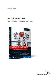 BizTalk Server 2010 (PDF) - Galileo Computing