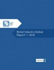 Retail Industry Global Report — 2010 - Ascendant Capital Advisors