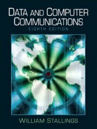 DATA AND COMPUTER COMMUNICATIONS Eighth Edition William