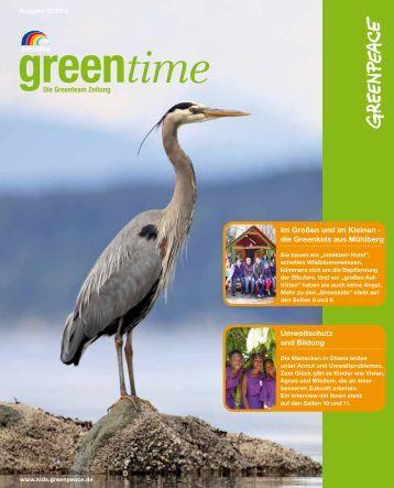 greentime - Greenpeace
