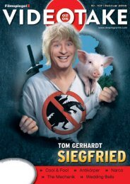Cool & Fool Antikörper Narco The Mechanik ... - DVDFilmspiegel