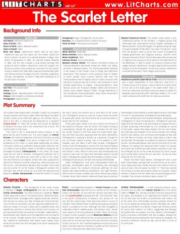 www.litcharts magazines