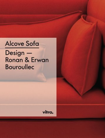 Alcove Sofa Design
