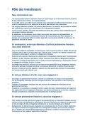 DECLARATION DES INVESTISSEURS SUR LE ... - Ethos - Page 3