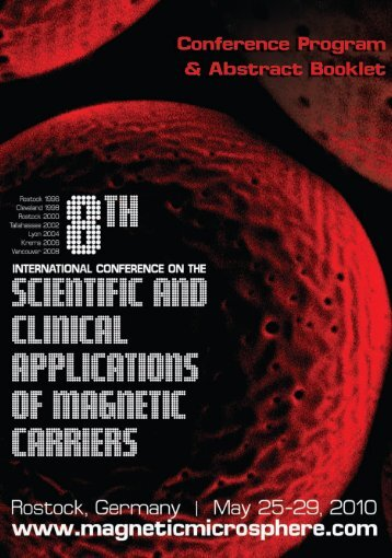 Social Program - Scientific and Clinical Applications of Magnetic ...