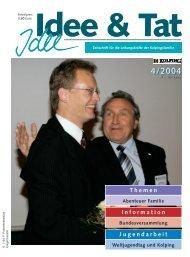 Idee & Tat - Kolpingwerk Deutschland