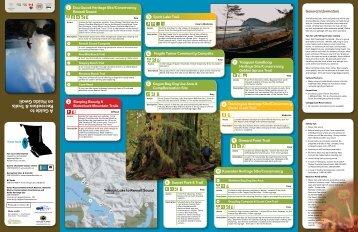 Guide to Recreation and Trails on Haida Gwaii