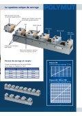POLYMUT Le système unique de serrage Modulable - Evard Précision - Page 3