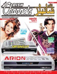 downloaded - Dish Channels - International Satellite Magazine