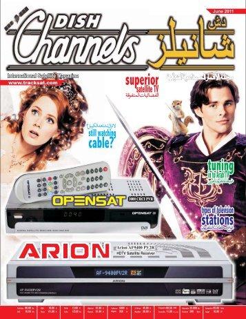 downloaded - Dish Channels - International Satellite Magazine