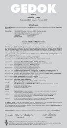 GEDOK-Rundbrief 2008-04.pdf - GEDOK Wuppertal