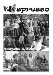 Ausgabe 3 2006 - Kolpingwerk Trier