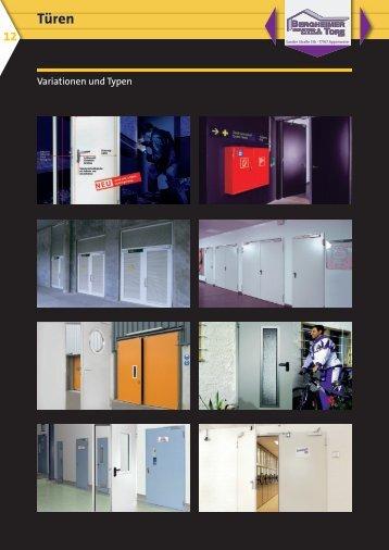 Türen - EURO-Tore