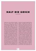 Halt die Gosch - Nina Windisch - Seite 2