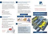 Modulare Fabrikplanung und Prozessoptimierung