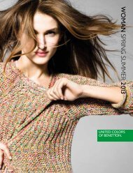 Benetton Women Spring Summer 2013