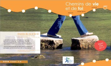 Brochure de formation d'adultes 2012-2013 - La Broye