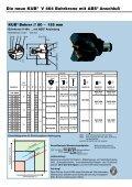 Info V464 Bohrkrone mit ABS Anbindung - Komet Group - Seite 2