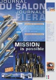 Journal du salon - Journale fiera - komet group