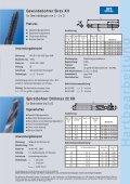 Hartbearbeitung - Gewindefräser MKG XH ... - Komet Group - Seite 3