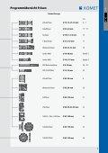 Fräsen · Drehen - komet group - Seite 7