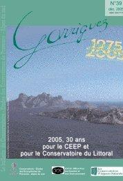 Le bulletin du Conservatoire - Études des ... - CEN PACA