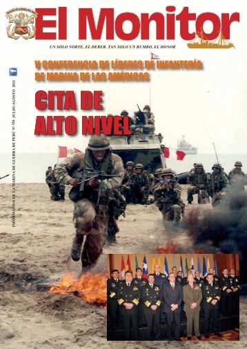 Ejercicios BRACOLPER – 2011 - Marina de Guerra del Perú