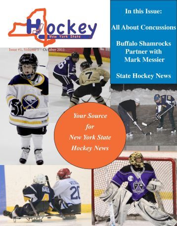 Your Source for New York State Hockey News In this ... - HockeyNYS