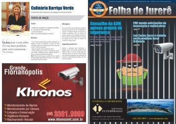 Folha de Jurerê - Nº 68 - AJIN
